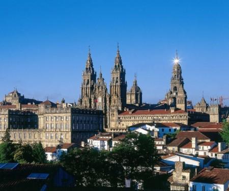 Barcelona to Santiago De Compostela